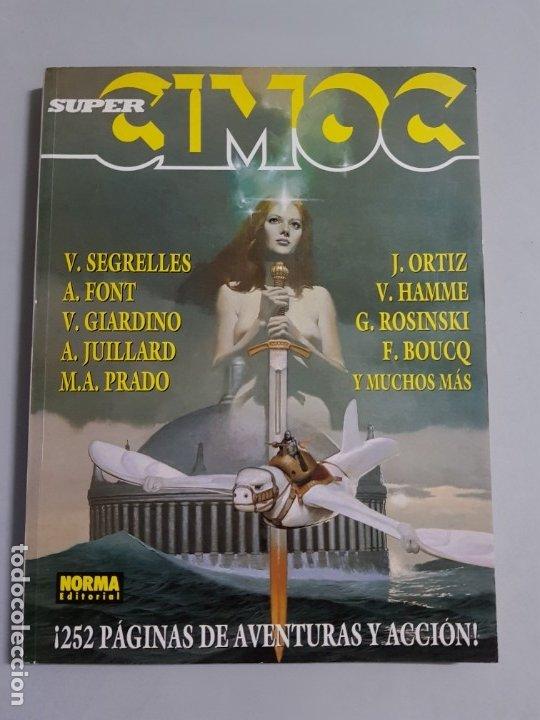 SUPER CIMOC TOMO 2 ESTADO BUENO MAS ARTICULOS NEGOCIABLE (Tebeos y Comics - Norma - Cimoc)
