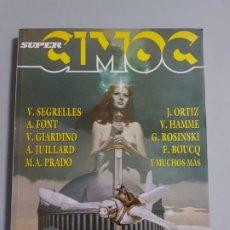 Cómics: SUPER CIMOC TOMO 2 ESTADO BUENO MAS ARTICULOS NEGOCIABLE. Lote 174271129