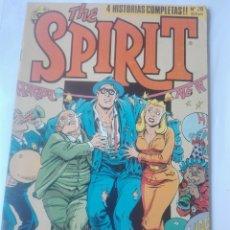 Cómics: THE SPIRIT 28# W. Lote 174304273