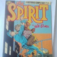 Cómics: THE SPIRIT 33# W. Lote 174304388