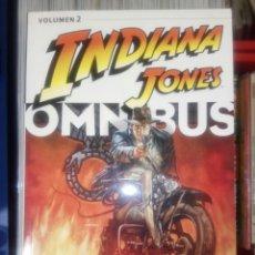 Cómics: INDIANA JONES ÓMNIBUS VOLUMEN 2. Lote 174329270