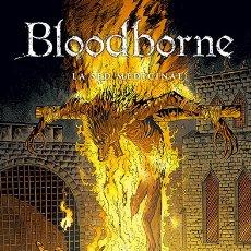 Cómics: CÓMICS. BLOODBORNE 2. LA SED MEDICINAL - ALES KOT/PIOTR KOWALSKI/WILLIAM SIMPSON (CARTONÉ). Lote 174445724