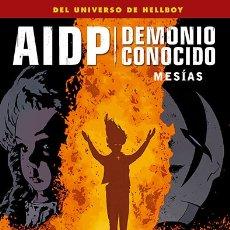 Cómics: CÓMICS. AIDP 33. DEMONIO CONOCIDO 1. MESÍAS - MIKE MIGNOLA/LAURENCE CAMPBELL/DAVE STEWART/SCOTT ALLI. Lote 174445849