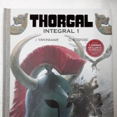Cómics: THORGAL INTEGRAL 1 - J. VAN HAMME, G. ROSINSKI - NORMA EDITORIAL. Lote 174908247