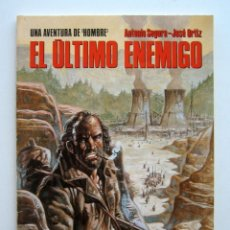 Cómics: EL ÚLTIMO ENEMIGO. A. SEGURA - J. ORTIZ. CIMOC N.º 50. NORMA ED.. Lote 175011963