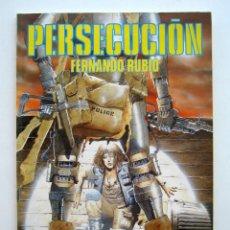Cómics: PERSECUCIÓN. FERNANDO RUBIO. CIMOC N.º 63. NORMA ED.. Lote 175018870