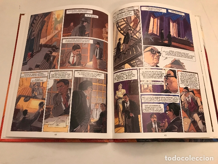 Cómics: LAS CIUDADES OSCURAS Nº 6. LA SOMBRA DE UN HOMBRE. SCHUITEN. NORMA 2000 - Foto 2 - 175109419