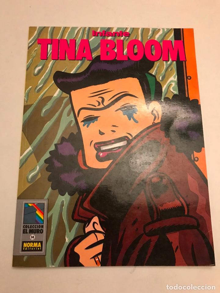 EL MURO Nº 14. TINA BLOOM. NORMA 1990 (Tebeos y Comics - Norma - Comic Europeo)
