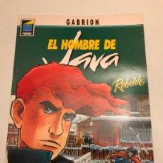 Cómics: COLECCION PANDORA Nº 24. EL HOMBRE DE JAVA I. REBELDE. GABRION. NORMA 1991.. Lote 175117987