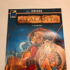 Cómics: COLECCION PANDORA Nº 90. ATALANTA 1. EL PACTO. NORMA 2001. Lote 175119068