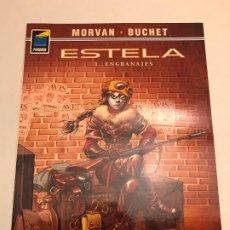 Cómics: COLECCION PANDORA Nº 93. ESTELA III. ENGRANAJES. NORMA 2001. Lote 175119120