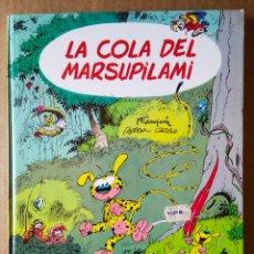 Cómics: LA COLA DEL MARSUPILAMI (NORMA EDITORIAL, 1988). POR FRANQUIN, BATEM Y GREG. LOS ÁLBUMES DE CAIRO 14. Lote 175213374