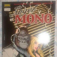 Cómics: EL ANGEL Y EL MONO: VERTIGO: NORMA. Lote 69261125