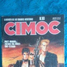 Cómics: CIMOC NUMERO 60 . Lote 175342907