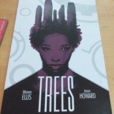 Cómics: TREES VOLUMEN 2 DOS BOSQUES WARREN ELLIS JASON HOWARD NORMA AÑO 2018. Lote 175500057