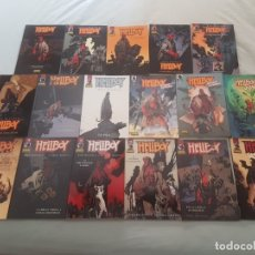 Cómics: HELLBOY (14 TOMOS + ESPECIALES) - NORMA. Lote 175516727