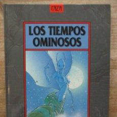 Cómics: LOS TIEMPOS OMINOSOS - CAZA - TAPA DURA - NORMA. Lote 175654700