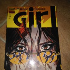Cómics: GIRL. Lote 175794297