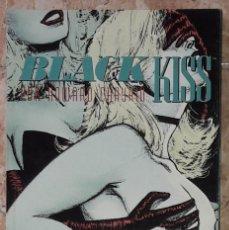 Cómics: BLACK KISS NORMA 1990. COMPLETA EN UN TOMO. Lote 175935107