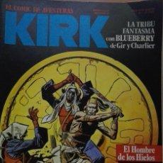 Cómics: KIRK EL COMIC DE AVENTURAS Nº 7 NORMA EDITORIAL . Lote 176057217