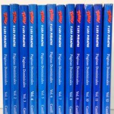 Cómics: TERRY Y LOS PIRATAS NORMA EDITORIAL 12 TOMOS. Lote 176085057