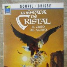 Cómics: COLECCION PANDORA Nº 60 - LA ESPADA DE CRISTAL / EL GRITO DEL MORFO - NORMA. Lote 176103295
