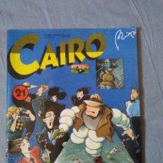 Cómics: CAIRO Nº 21 EXTRA DE NAVIDAD. DIC. 1983. Lote 176112224