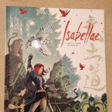 Cómics: ISABELLAE 4. BAJO LA TUMBA DE 500 REYES - RAULE/GABOR (CARTONÉ). Lote 176126300