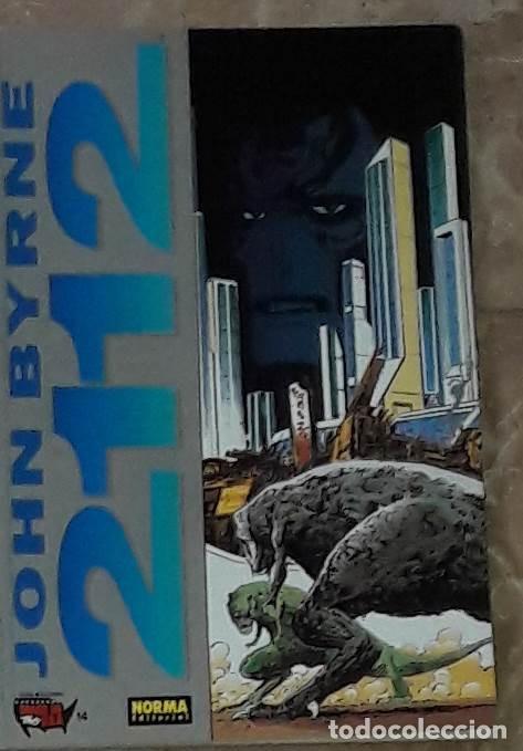 JOHN BRYNE 2112 NORMA (Tebeos y Comics - Norma - Comic USA)
