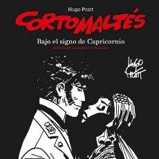 Cómics: CORTO MALTES BAJO EL SIGNO DE CAPRICORNIO - EDICION BLANCO Y NEGRO - NORMA - CARTONE - OFI15T. Lote 176150453