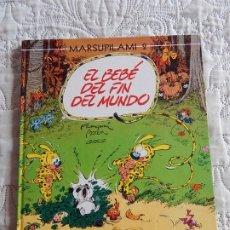 Cómics: LOS ALBUMES DE CAIRO - MARSUPILAMI -2 EL BEBE DEL FIN DEL MUNDO N. 16. Lote 176169610
