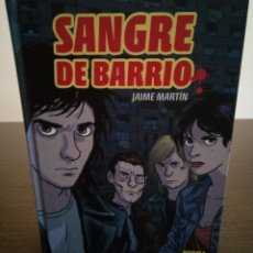 Comics: SANGRE DE BARRIO INTEGRAL DE JAIME MARTÍN. NORMA EDITORIAL.. Lote 176170523