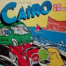 Cómics: CAIRO Nº 18 NORMA COMICS JULIO-AGOSTO 83. Lote 176234259