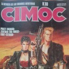 Cómics: CIMOC Nº 60 NORMA EDITORIAL. Lote 176235080