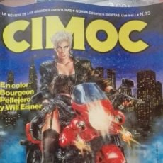 Cómics: CIMOC Nº 73 NORMA EDITORIAL . Lote 176235104