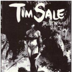 Cómics: TIM SALE. BLACK & WHITE. TAPA DURA. ALETA. Lote 207967031