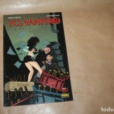 Cómics: YO, VAMPIRO, EDITORIAL NORMA. Lote 176428654