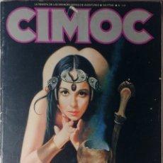 Cómics: CIMOC : LA REVISTA DE LAS GRANDES SERIES DE AVENTURAS, Nº 101 / RAFAEL MARTÍNEZ. NORMA, D.L. 1981. . Lote 176456767
