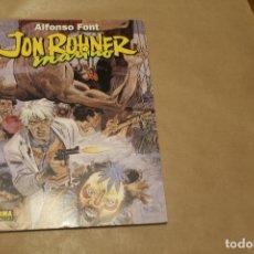 Cómics: JON ROHNER, DE ALFONSO FONT, NORMA EDITORIAL. Lote 176477622