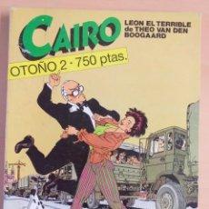 Cómics: EL CAIRO OTOÑO 2 NUMS 46-47-48. Lote 176630999