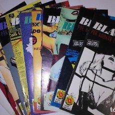 Cómics: * BLACK KISS * NORMA EDITORIAL 1990 * COMIC BOOKS COMPLETA 12 Nº IMPECABLES *. Lote 176819893