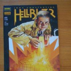 Cómics: HELLBLAZER CONTRA EL RELOJ - JOHN CONSTANTINE - COL. VERTIGO - NORMA EDITORIAL (GE). Lote 176822114