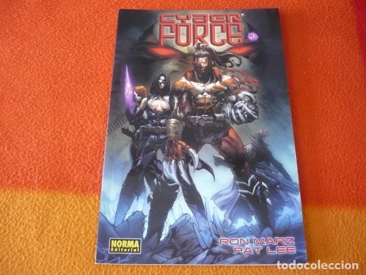 CYBER FORCE Nº 1 ( RON MARZ PAT LEE ) ¡BUEN ESTADO! NORMA TOP COW (Tebeos y Comics - Norma - Comic USA)