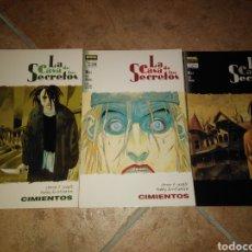 Cómics: LA CASA DE SECRETOS. Lote 176938610