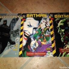 Cómics: BATMAN. Lote 176938999