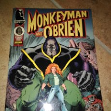 Cómics: MONKEYMAN AND O'BRIEN. Lote 176939518