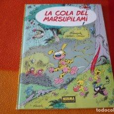 Cómics: LA COLA DEL MARSUPILAMI ( FRANQUIN GREG ) TAPA DURA NORMA ALBUMES CAIRO 14 SPIROU. Lote 176955692