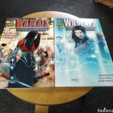 Cómics: WILDCATS NEMESIS COLECCION COMPLETA 2 TOMOS (NORMA EDITORIAL). Lote 177403185
