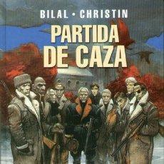 Cómics: COL. BILAL Nº 11 (BILAL / CHRISTIN) NORMA - CARTONE - MUY BUEN ESTADO - OFI15T. Lote 177520753