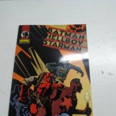 Cómics: BATMAN / HELLBOY / STARMAN (NORMA EDITORIAL). Lote 177583530